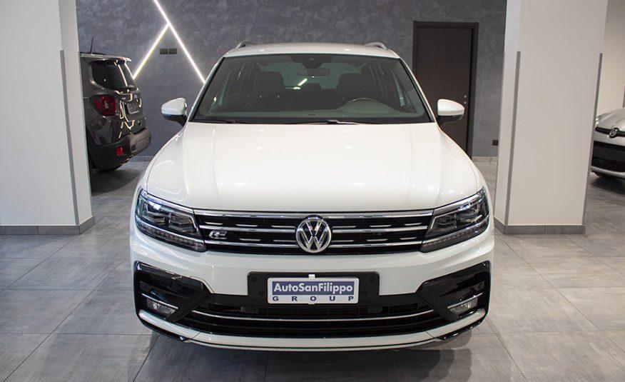 Volkswagen Tiguan 2.0 TDI SCR DSG Advanced BlueMotion