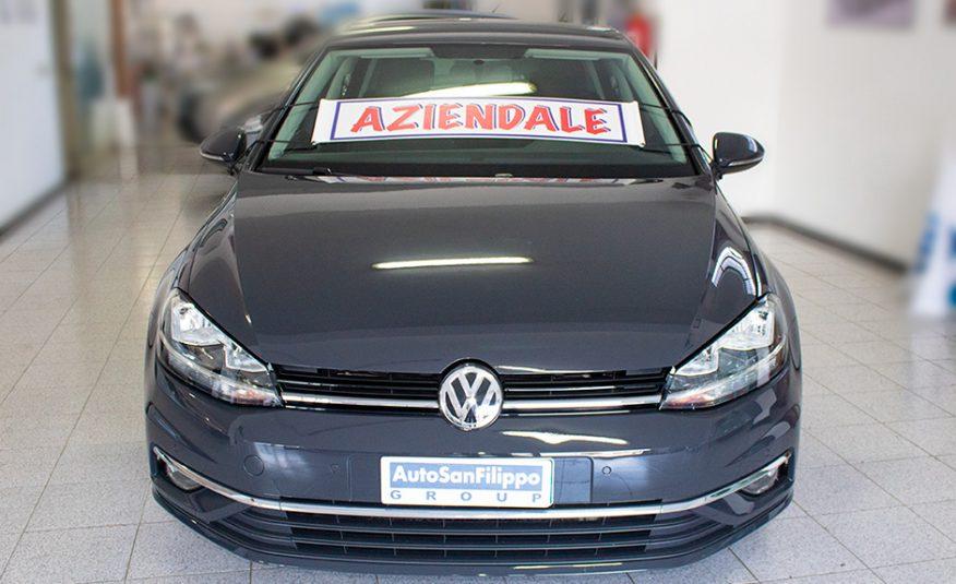 Volkswagen Golf 1.6 TDI 115CV DSG Business