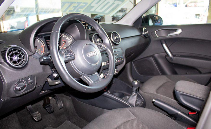 Audi A1 SPB 1.6 TDI 116 CV S Line Black
