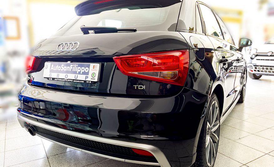 Audi A1 SPB 1.6 TDI Admired S line