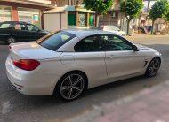 BMW 420d Cabrio Msport 184cv auto